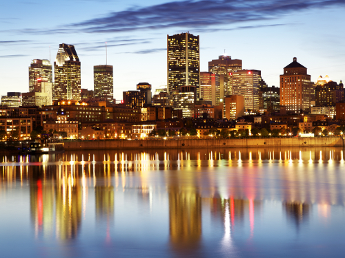Montreal_ Night