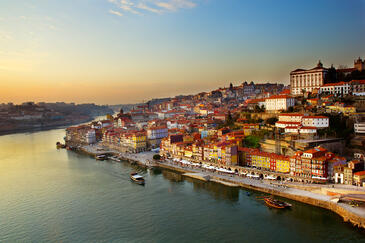 Portugal Urban landscape