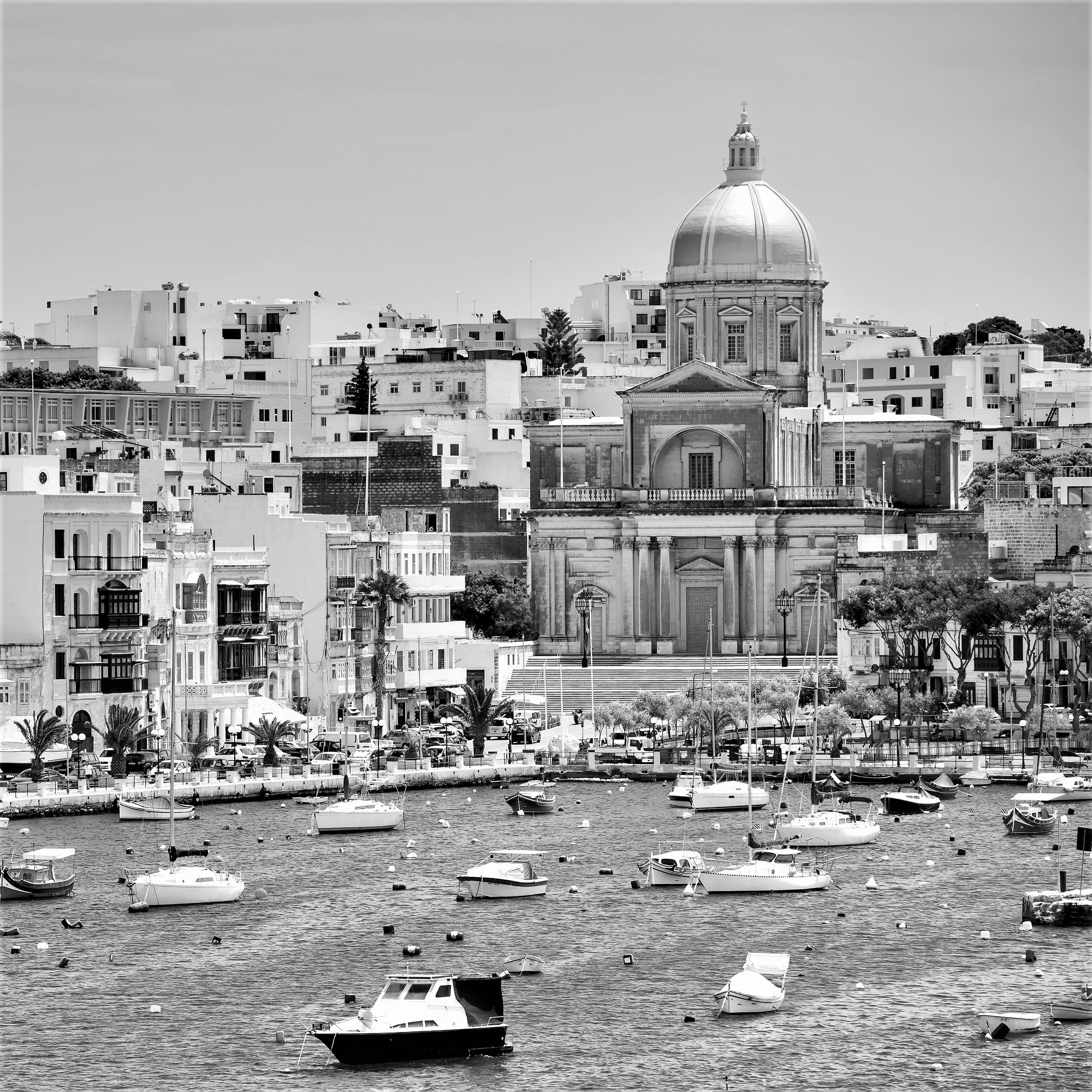 Malta BW