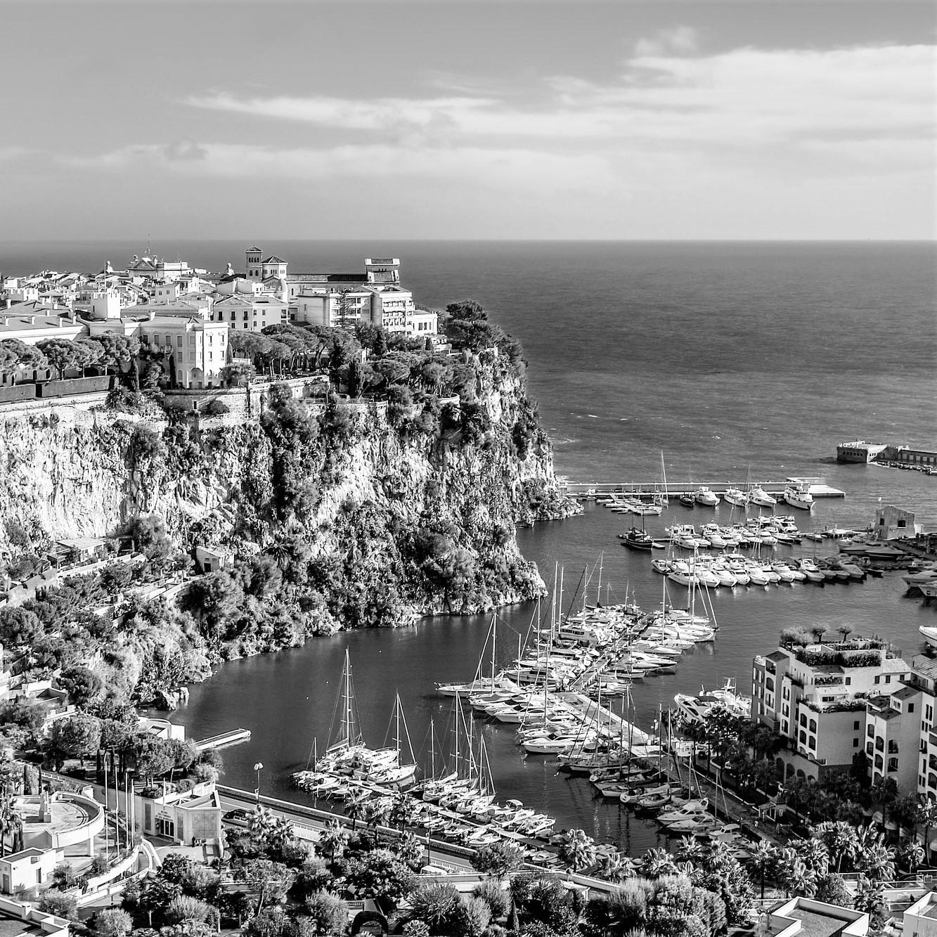 Monaco BW