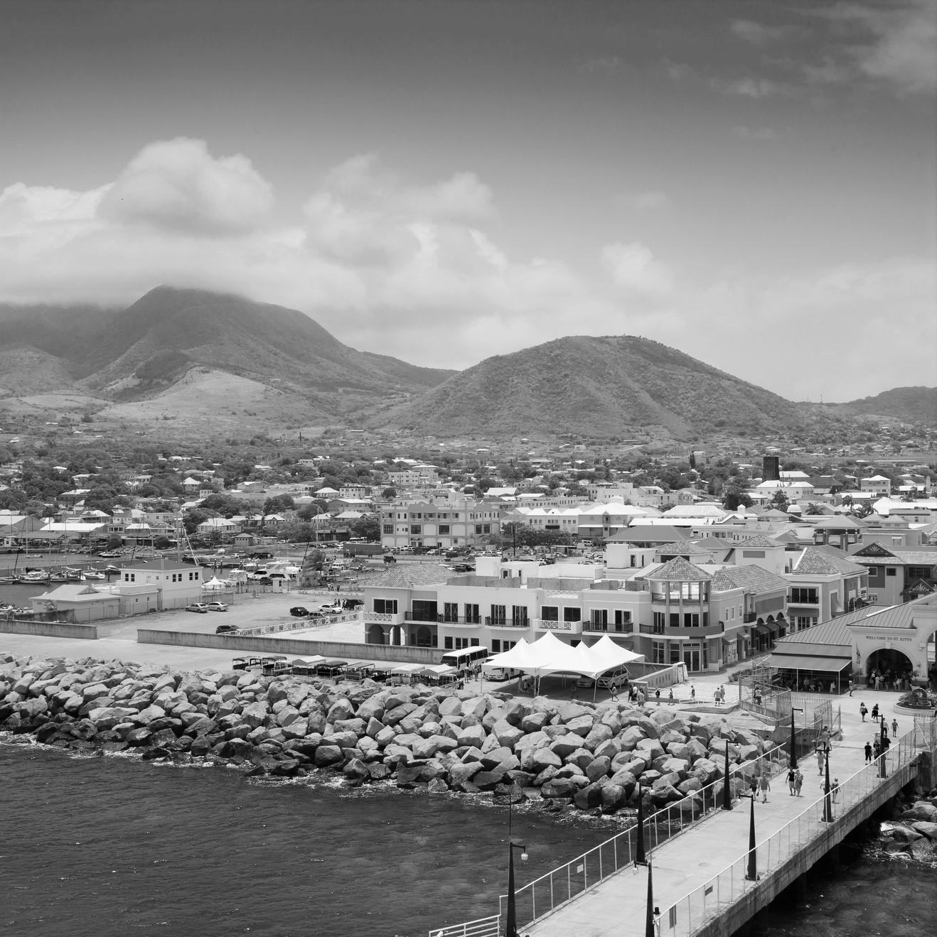 Saint Kitts & Nevis BW