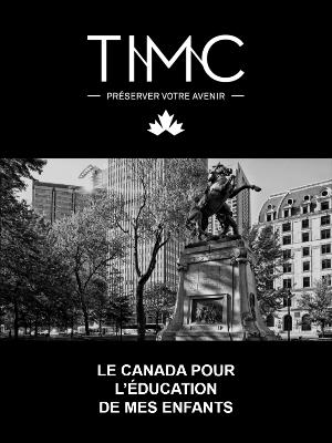 Couverture du Live - Le Canada pour l'éducation de mes enfants